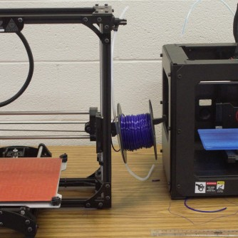 Our 3d printers