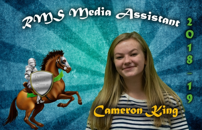 Media assistant badge